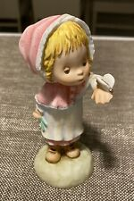 Vintage 1979 Little Gallery-Hallmark Betsey Clark Hand Painted Fine Porcelain