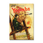 Yojimbo Japan Movie Poster Classic Film Painting Room Wall Art Decor 24x36 inch