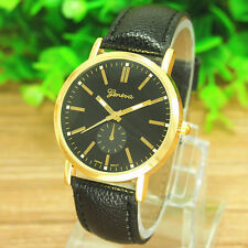 Unisex Casual Wristwatches with Roman Numerals