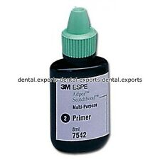 Pack of 6x 3M ESPE Adper Scotchbond Multi-Purpose Primer, dental supply