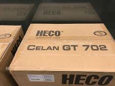 HECO CELAN GT 702 schwarz 2 Stück mit Rechnung OVP Garantie