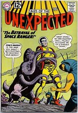 Tales of the Unexpected #71 (VF+/NM 9.0) DC 1962