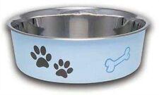 Loving Pets DLV 7411 Large Bella Bowl Murano Extra Blue