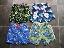 Baby Boy's Summer Boardshorts/Shorts x 4 Incl Pumpkin Patch Size 0 VGUC