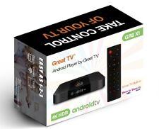 ARABIC IPTV Box 6000 TV channels Xtreme, ZAPP, Lool, TVArabia, Reel TV