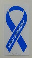 Support Law Enforcement police sheriff highway patrol political bumper sticker