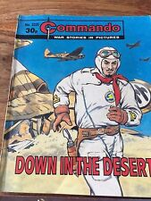 Commando comics book - Issue number 2225, war stories comic books in pictures