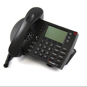 ShoreTel ShorePhone IP 230 Phone with New Handset & Cables - Black