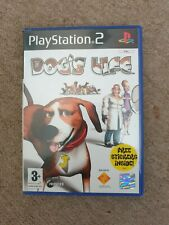 Dog's Life (Sony PlayStation 2, 2004) Complete With Manual and stickers
