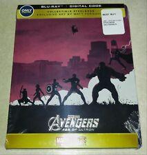 New Avengers Age of Ultron Blu-ray/Digital Copy Steelbook™ Bestbuy Exclusive