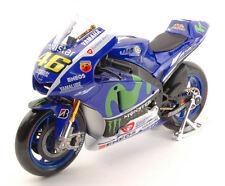 Yamaha Valentino Rossi 2015 Moto GP #46 1:10 Model 31407 MAISTO