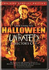Halloween (DVD, 2007, Unrated Director's Cut)