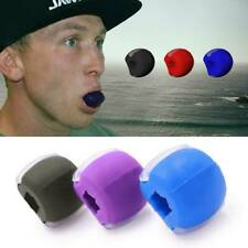 JawLine Exercise Jawlineme exerciser fitness ball neck face jawrsize toning jaws