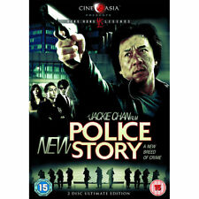 New Police Story - (2 Disc Ultimate Edition) [DVD]