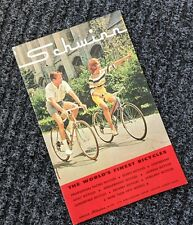 SCHWINN 1964 Bicycle Sales Catalog/Brochure*Stingray-Paramount-Cycle Truck NOS