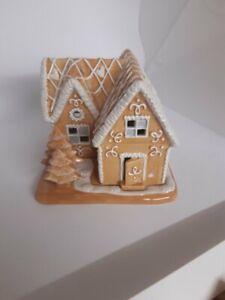 Villeroy & Boch Lebkuchenvilla Winter Bakery Decoration Weihnachten Advent Haus