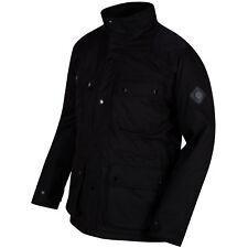 Regatta Mens Ellsworth Waterproof Insulated Jacket L Black Rmp212 80070