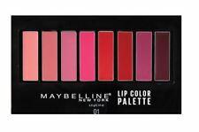 Maybelline Lip Studio Lip Color Palette, 0.14 oz. ~ Shade 01