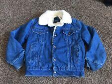 Cooper Sportswear Women's Lined Denim Jean Jacket Size: 10 Made In USA
