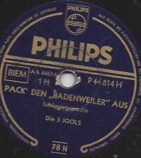 """Les 3 Jools: Pack 'le """"BADEN Weiler"""" de + la sinon tellement fatiguée Willi"""