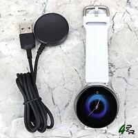 Samsung Galaxy Watch Active SM-R500 Wi-Fi 40m Silver (SM-R500NZSAXAR) Sport Band