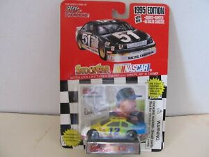 1995 RACING CHAMPIONS Stock Car #12 Derriike Cope Mane 'N Tail NASCAR~New!