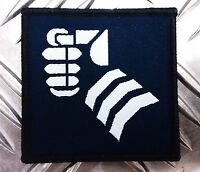 Genuine British Army 20th Armoured Infantry Brigade Iron Fist Patch / Badge