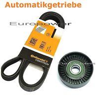 Keilrippenriemen + Spannrolle Für BMW 3er E46 316-318 i/ci Neu