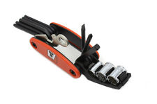 13 in 1 Folding Tool Kit for Harley Road Side Assistance Multi-Purpose Tool
