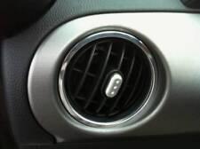 D Mazda MX5 MX 5 NC Chrom Ringe Lüftungsgitterringe für die Lüftung Alu poliert