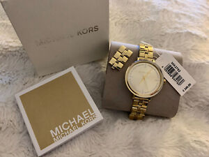 michael kors uhr gold damen