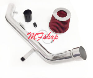 Red For 2005-2006 Nissan Sentra 1.8L L4 Cold Air Intake Kit + Filter