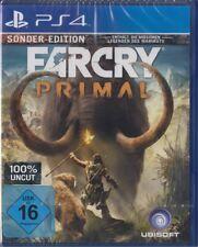 Far Cry Primal Special Edition - PlayStation 4 / PS4 NEU & OVP Deutsche Version