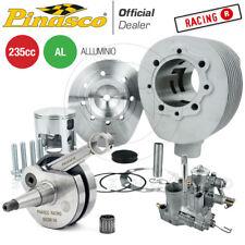 Vespa PX 200 Pinasco Zylinder Kit 235cc + Kurbelwelle HUB 62 Vergaser 26.26
