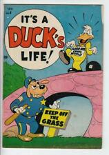 It's A Duck's Life #4 1950 Canadian Edition F/VG 5.0