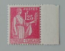France 1937 1939 370 neuf luxe ** type paix BDF