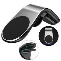 Universal Phone Holder Clip Car Air Vent Magnetic Bracket For Mobile-Phone-GPS*