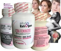 Feme Support Menopause Alternative Progesterone Estrogen HRT Hormone Replacement
