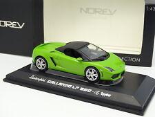 Norev 1/43 - Lamborghini Gallardo LP 560 4 Spyder Verte
