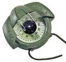 NAUTOS 63873 – IRIS 50 – GREEN ARMY – HAND BEARING COMPASS -By PLASTIMO
