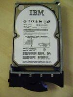IBM HDD UW-SCSI 18GB im Wechselrahmen 8,9cm 80pol ST318404LC
