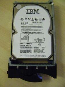 IBM HDD Uw-Scsi 18GB IN Caddies 8,9cm 80pol ST318404LC