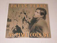 Bryan Ferry – As Time Goes By / Virgin – 848271 2 CD Álbum Digipak Nuevo