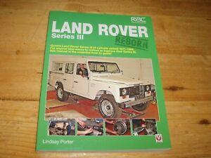 Land Rover Series 111 Reborn