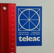 Aufkleber/Sticker: teleac (080616181)