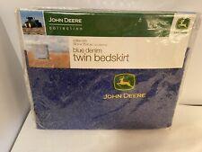 John Deere Twin Bed Skirt Brand New