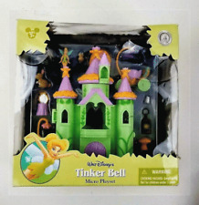 Disney Tinker Bell Castle Dollhouse Micro Play Set Disney World Exclusive NEW