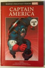 Marvel's Mightiest Heroes Graphic Novel HB 2014 Captain America Issue 8 Vol 3