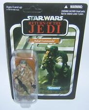 Star Wars Vintage Collection VC26 Rebel Commando Unpunched
