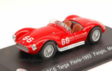 Maserati A6GCS #66 3rd Targa Florio 1953 J.M. Fangio / S. Mantovani 1:43 WBS042